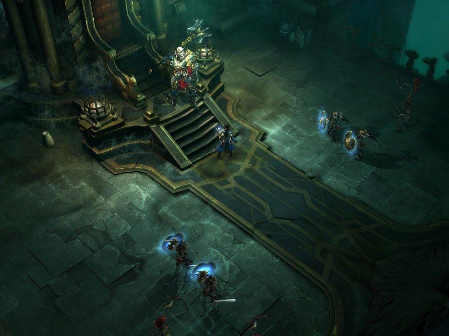 Объявлена дата открытия аукциона Diablo III - Изображение 1