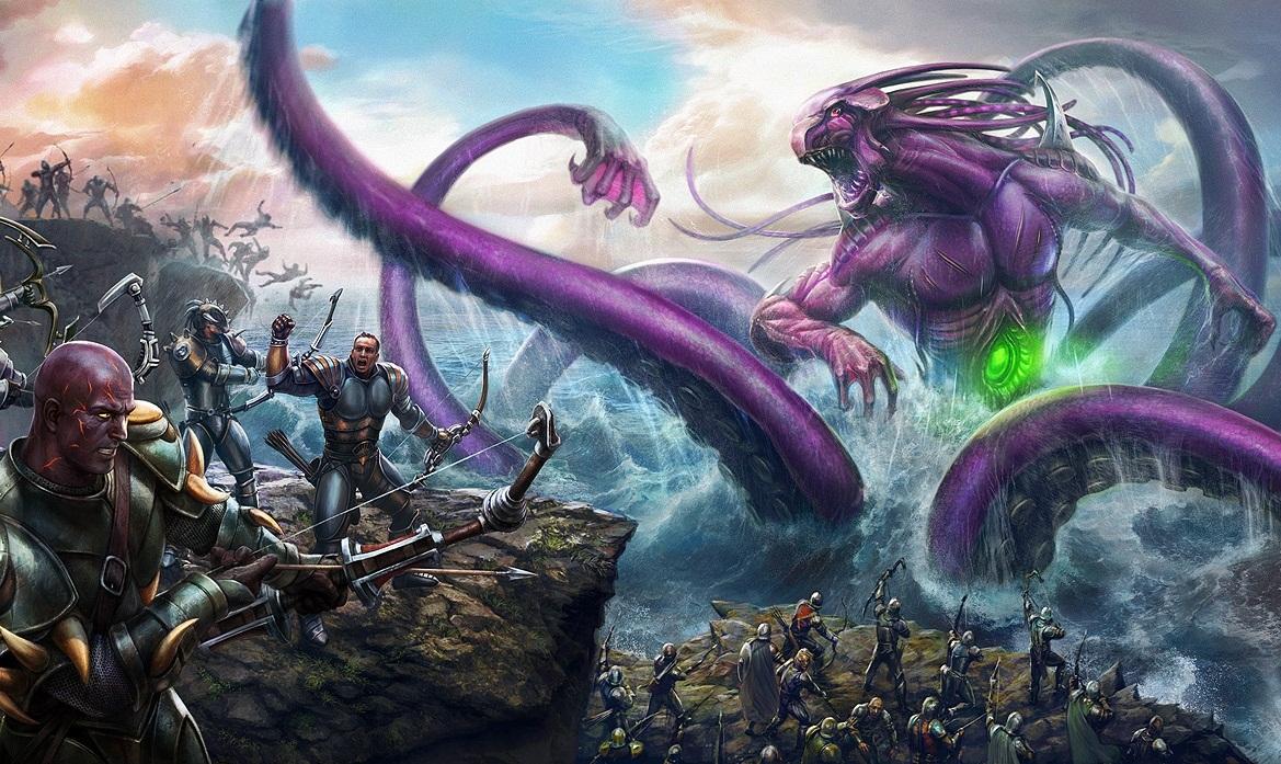 Ивент «Фэо во власти тьмы», который проходил в онлайн-игре «Легенда: Наследие Драконов», приближается к финалу. Сего ... - Изображение 1