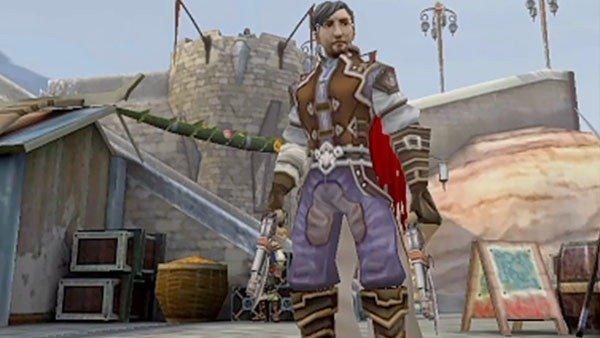 Недавно (а если точнее - в прошлый четверг) в eShop'e появилась демка игры на 3DS, называющейся Heroes of Ruin. Игра ... - Изображение 1