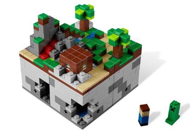 Игра Minecraft всегда напоминала нам о конструкторах Lego. Кажется, это поняли и сами производители кубиков.  Датска ... - Изображение 2