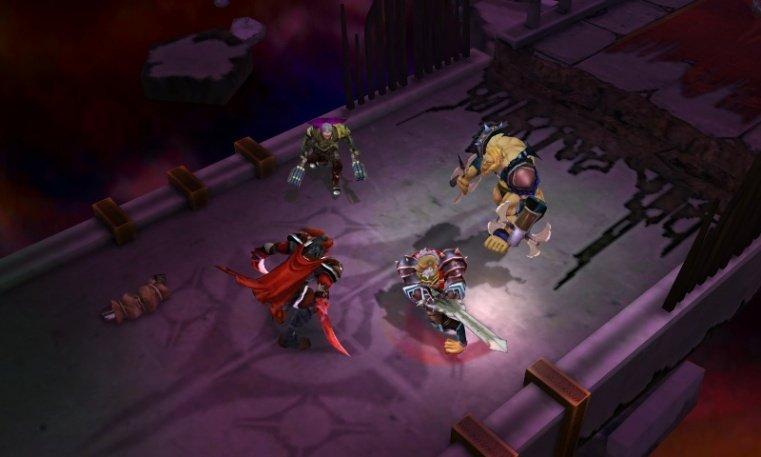 Недавно (а если точнее - в прошлый четверг) в eShop'e появилась демка игры на 3DS, называющейся Heroes of Ruin. Игра ... - Изображение 2