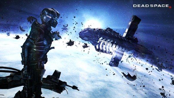Zero-G - больше чем когда-либо! Открытый космос и невесомость являются важными составляющих успеха серии Dead Space. ... - Изображение 1