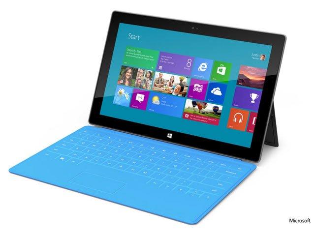 В понедельник компания Microsoft представила в США собственный планшетный компьютер Surface, призванный составить ко ... - Изображение 1