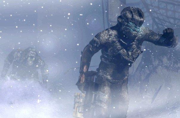 Хоррор - это то, чего все мы ждем от Dead Space 3 и о чем не перестаем говорить. Уже немало сказано о том, что хорро ... - Изображение 1