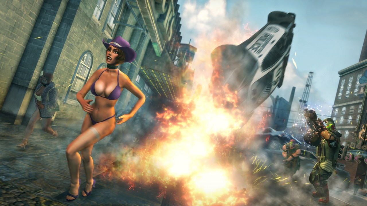 THQ отменила дополнение для Saints Row: The Third. - Изображение 1