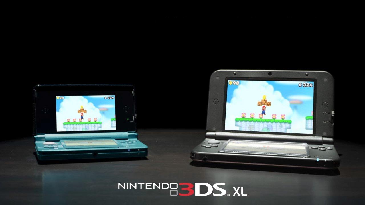 Nintendo анонсировала новую версию консоли 3DS - Изображение 1