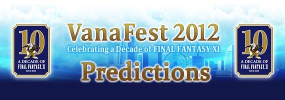Вчера на фестивале Vana (Vana fest) который проходит в Токио, продюсер игры Final Fantasy XI - Хиромичи Танака (Hiro ... - Изображение 2