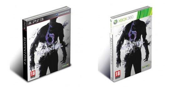 Компания Capcom анонсировала коллекционное издание хоррор-экшена Resident Evil 6, которое будет включать в себя след ... - Изображение 2