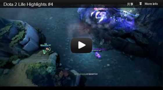 1. Dota2 Life Highlights 4  Описание: Dark Seer  Dark Seer использует свой скилл, чтобы дезориентировать врага, и по ... - Изображение 1