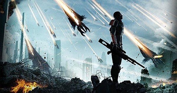 Неужели BioWare надеялись, что фанаты не будут раздирать расширенную концовку Mass Effect 3 на кусочки? Если да, то  ... - Изображение 1