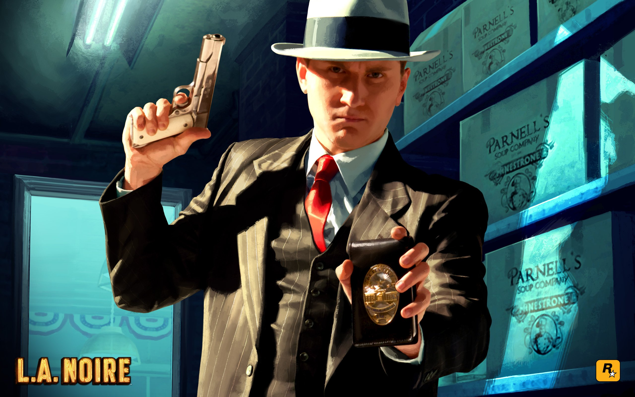 Первое, что необходимо определить для себя, прежде чем брать в руки диск с L.A. Noire – что вы хотите от нее получит ... - Изображение 1