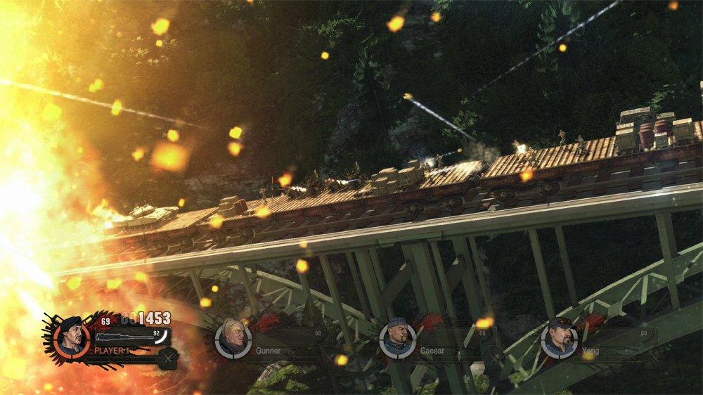 """Игра по """"Неудержимым 2"""" стала скачиваемым аркадным шутером - Изображение 2"""