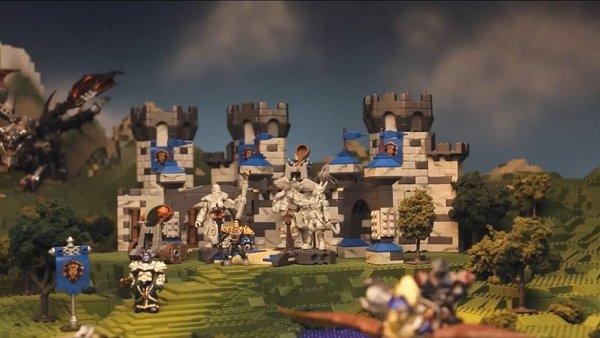 На прошлом BlizzCon Blizzard анонсировали работу довольно популярного бренда конструкторных наборов. Было бы интерес ... - Изображение 1