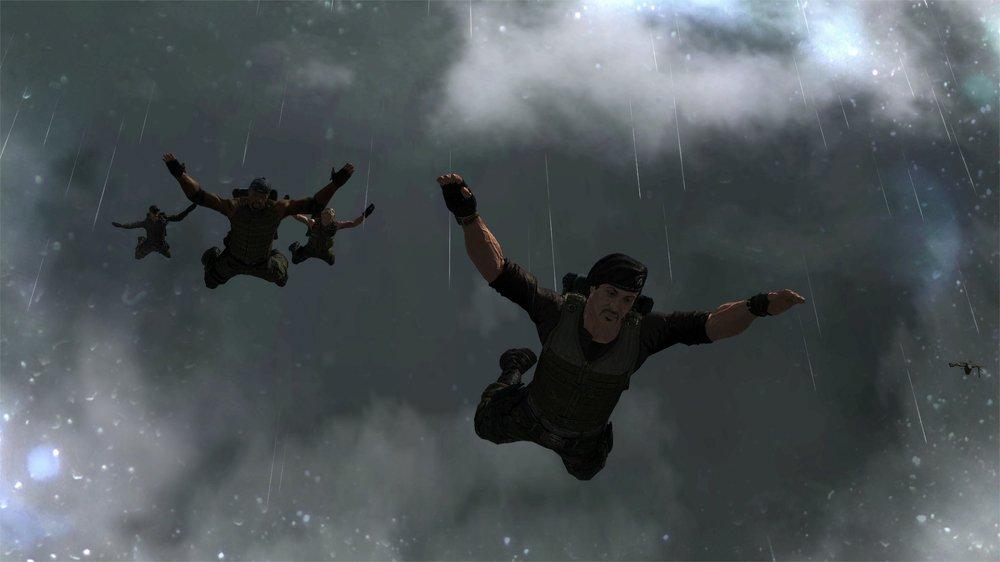 """Игра по """"Неудержимым 2"""" стала скачиваемым аркадным шутером - Изображение 5"""
