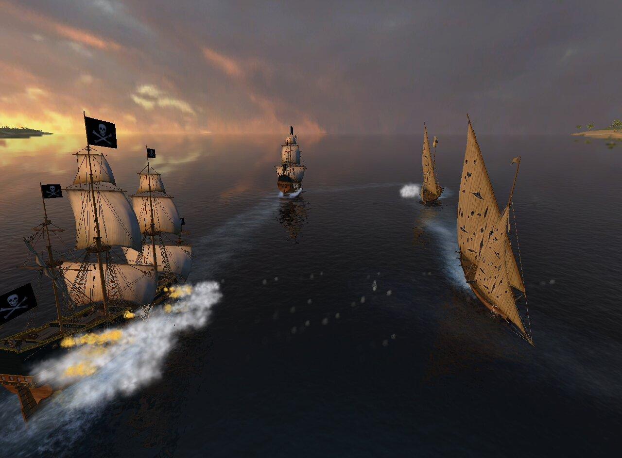Snowbird Game Studios анонсируют новую ролевую игру под рабочим названием «Огнём и мечом 2. На Карибы!». Действие иг ... - Изображение 3