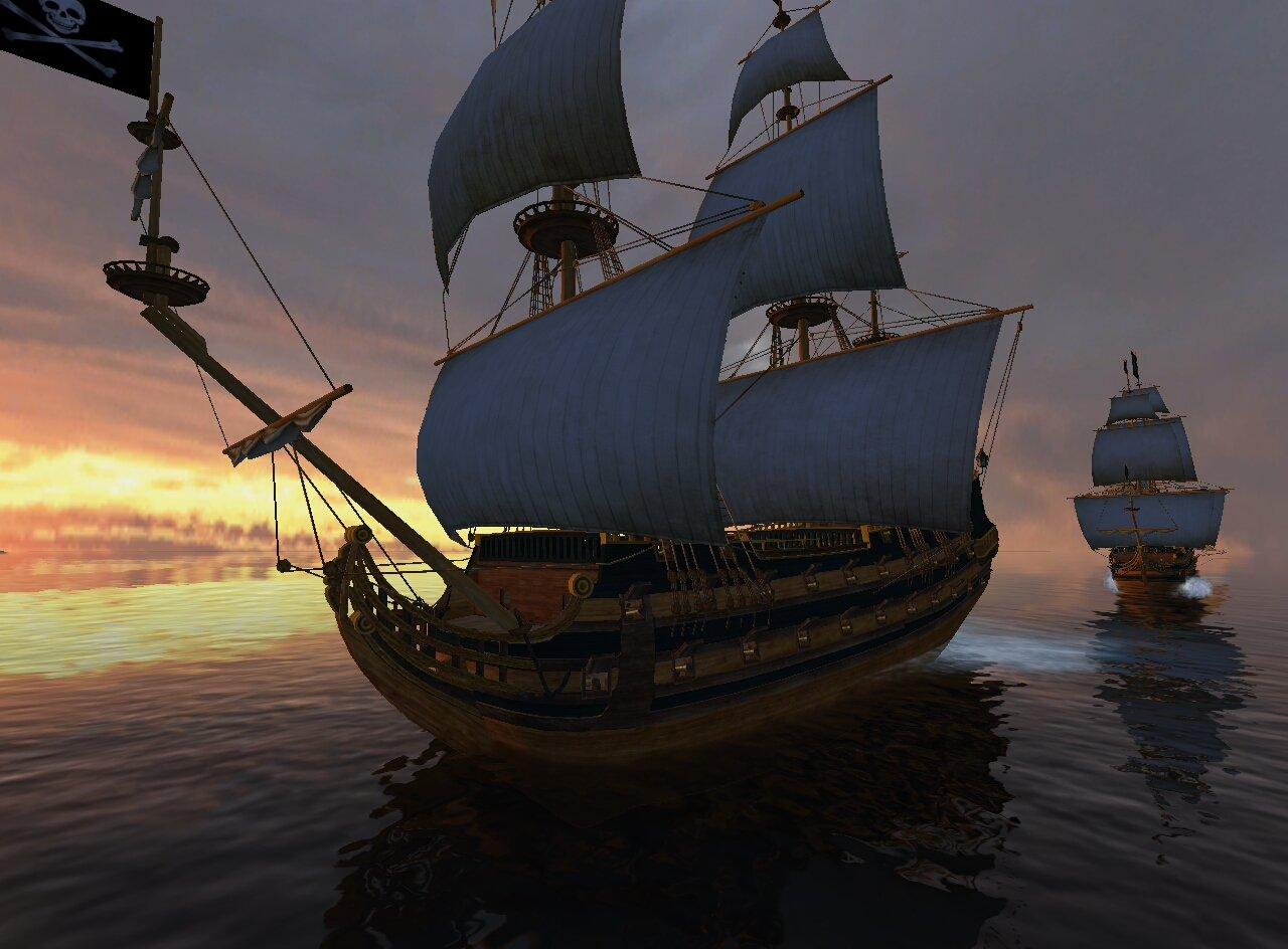 Snowbird Game Studios анонсируют новую ролевую игру под рабочим названием «Огнём и мечом 2. На Карибы!». Действие иг ... - Изображение 1