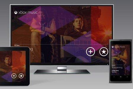 Сервис Xbox Music запустят в этом году - Изображение 1