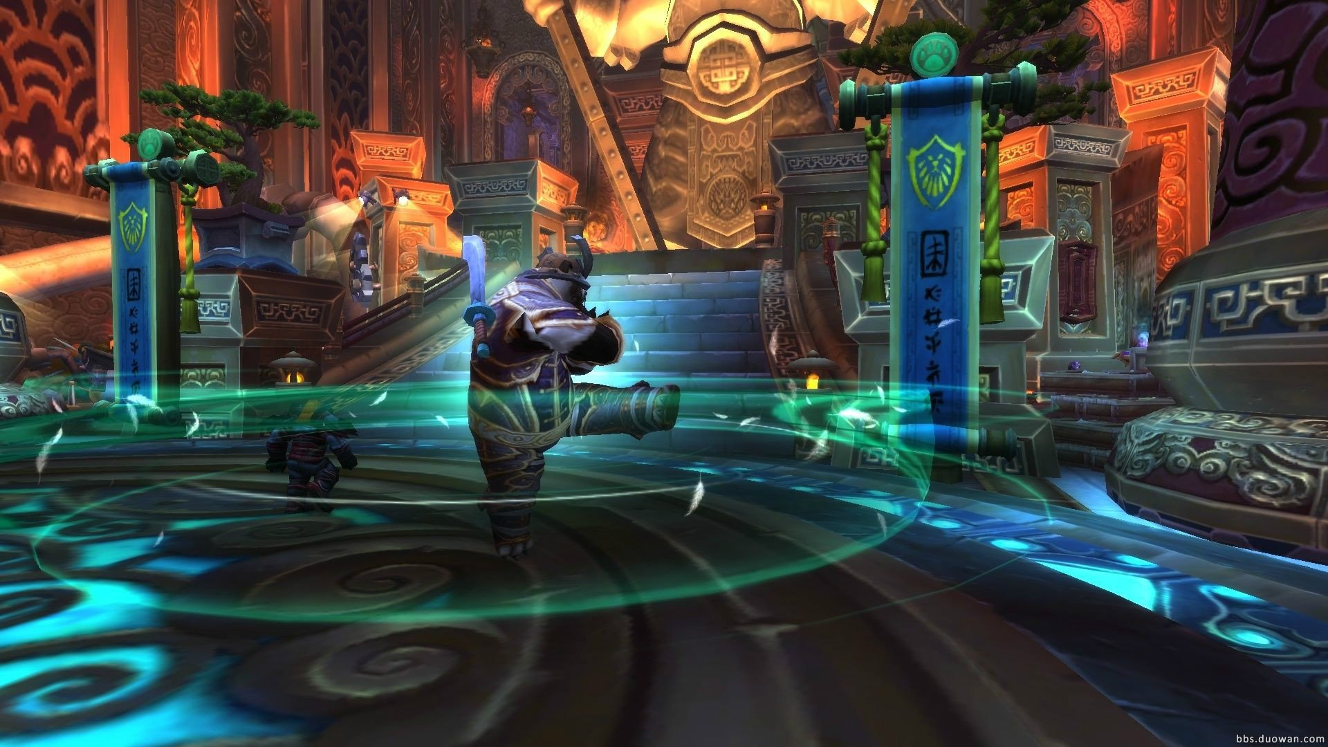 Долина Вечного Цветения является картой для игроков, достигших 90 уровней. На ней отображены основные города Орды и  ... - Изображение 1