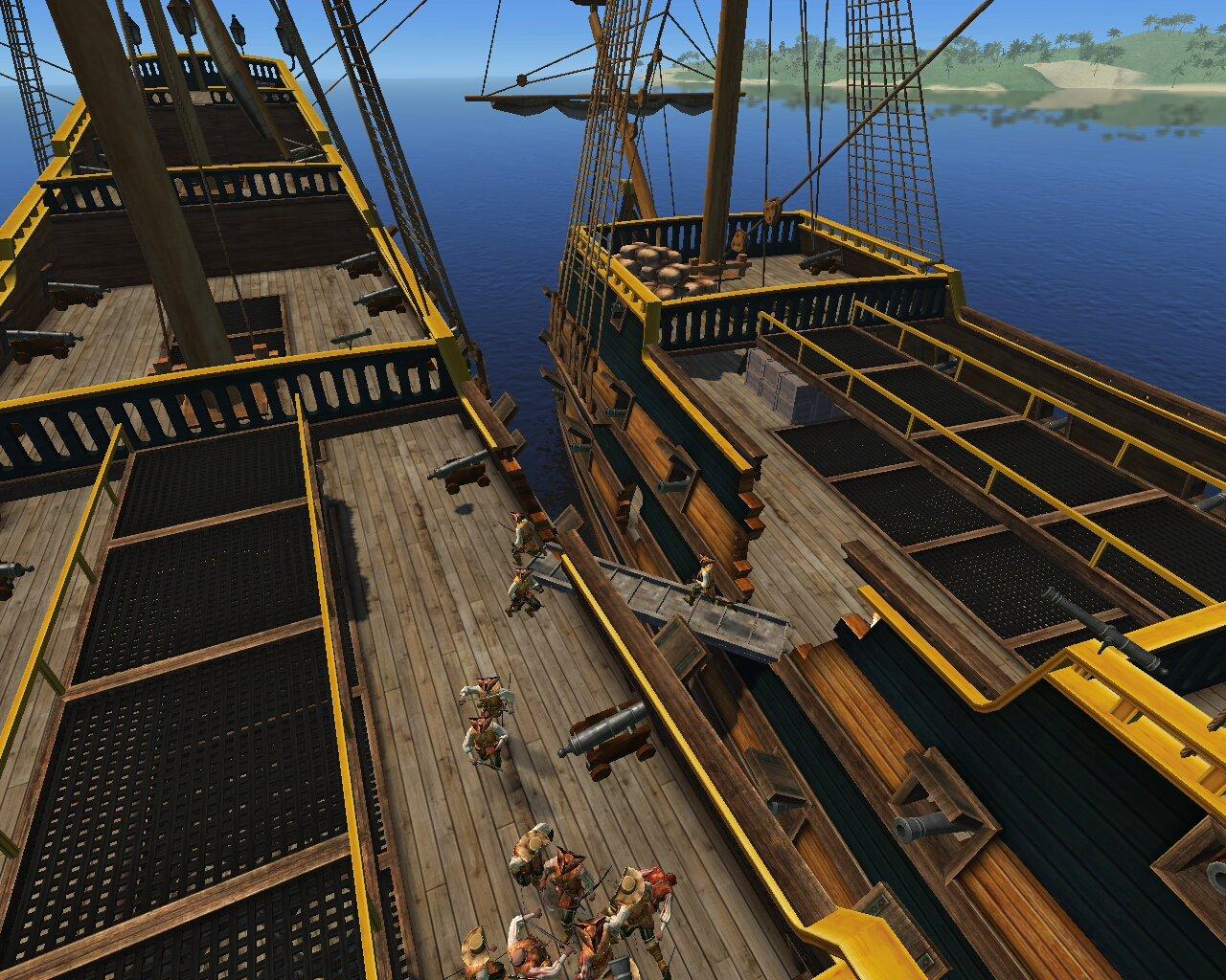 Snowbird Game Studios анонсируют новую ролевую игру под рабочим названием «Огнём и мечом 2. На Карибы!». Действие иг ... - Изображение 2