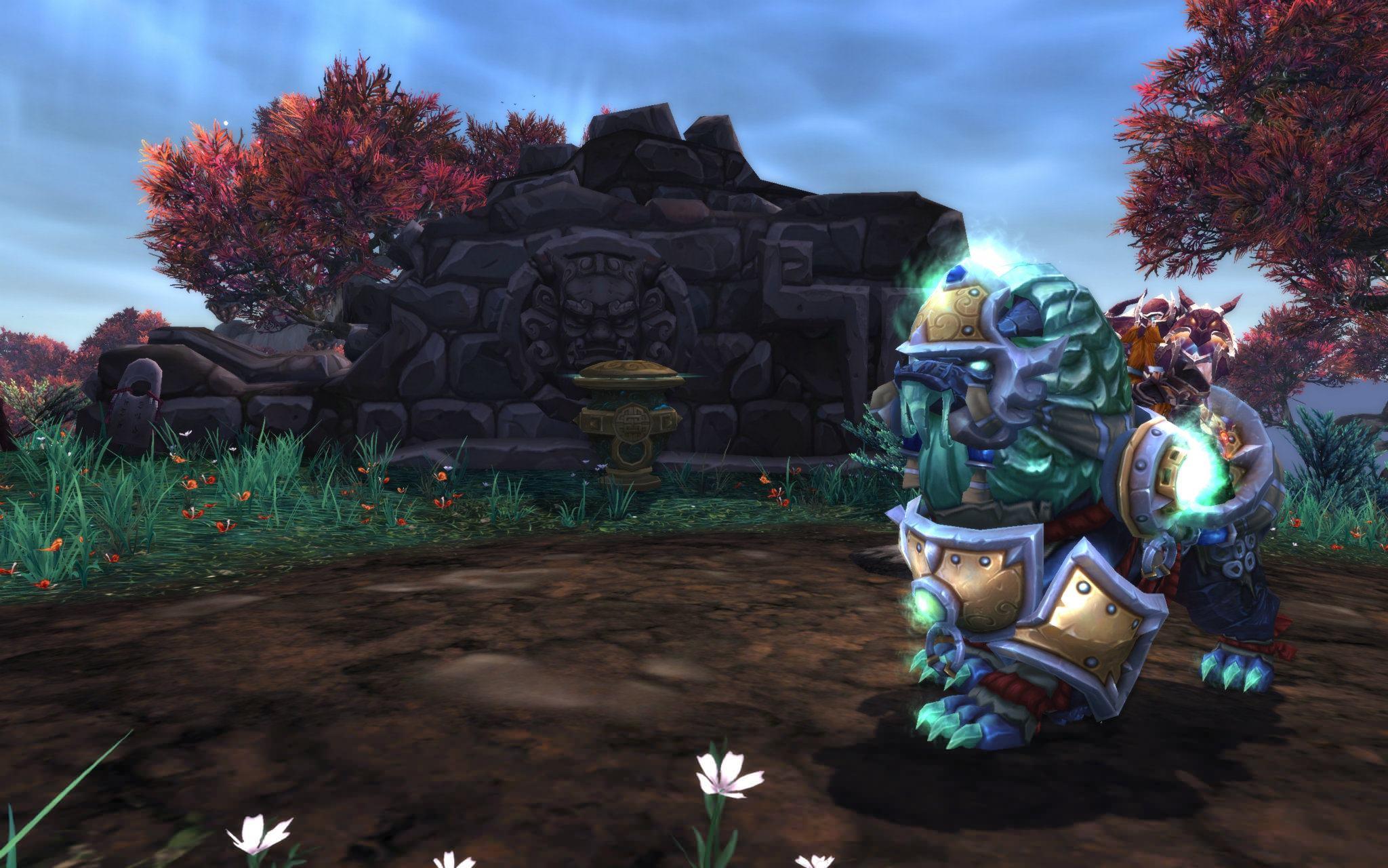 На страничке World of Warcraft на Facebook были опубликованы три скриншота, на которых, предположительно, засняты ма .... - Изображение 1