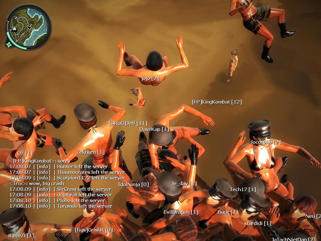 Начался публичный бета тест мультиплауера для Just Cause 2. Для игры требуется лиц. версия игры( я смог запустить на ... - Изображение 1
