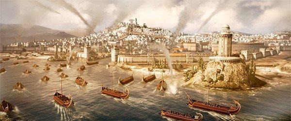 otal War: Rome II (Rome 2) - Интервью с Джеймсом Расселом. (Часть 1 и 2)  Да здравствует CAesar! Интервью сайта rock ... - Изображение 3