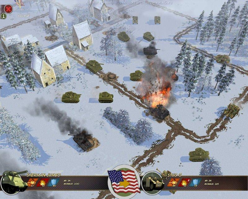 Нет, действительно, похоже что карты для популярного сетевого шутера Battlefield тестируют в стратегической игре BBC .... - Изображение 1
