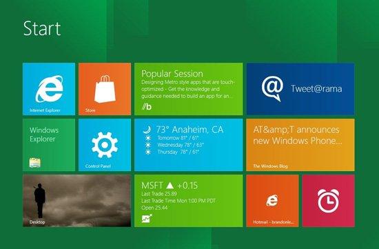 Windows 8 выйдет осенью - Изображение 1