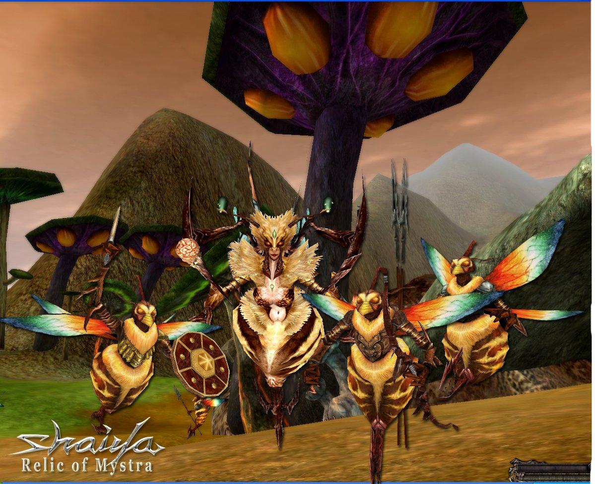 Встреча с жуками и всякими-прочими насекомыми в ролевых онлайн-играх не сулит ничего хорошего. Инсектоидных созданий ... - Изображение 1