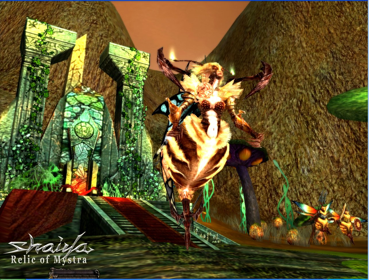 Встреча с жуками и всякими-прочими насекомыми в ролевых онлайн-играх не сулит ничего хорошего. Инсектоидных созданий .... - Изображение 2