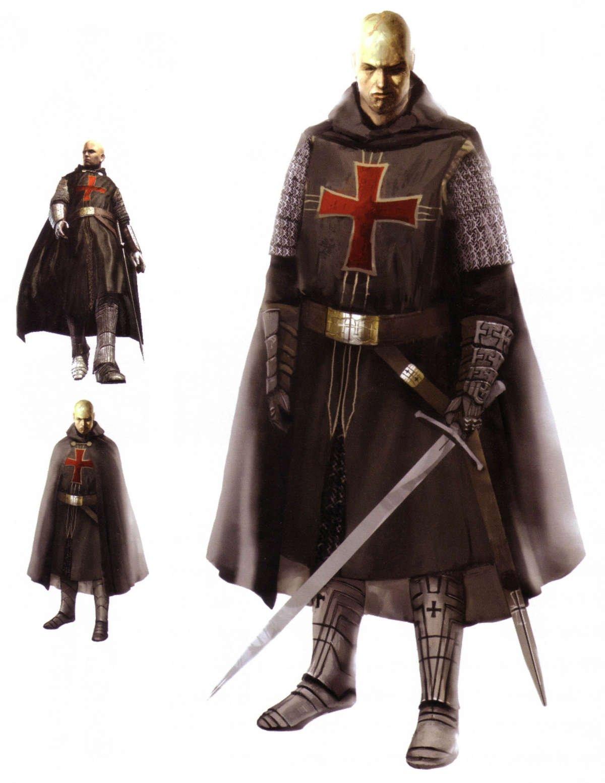 Альтаир родился в Масиафе, в 1165 году. Его отец Умар ибн Ла-Ахад был членом Ордена Ассассинов. Он вступил туда еще  ... - Изображение 2