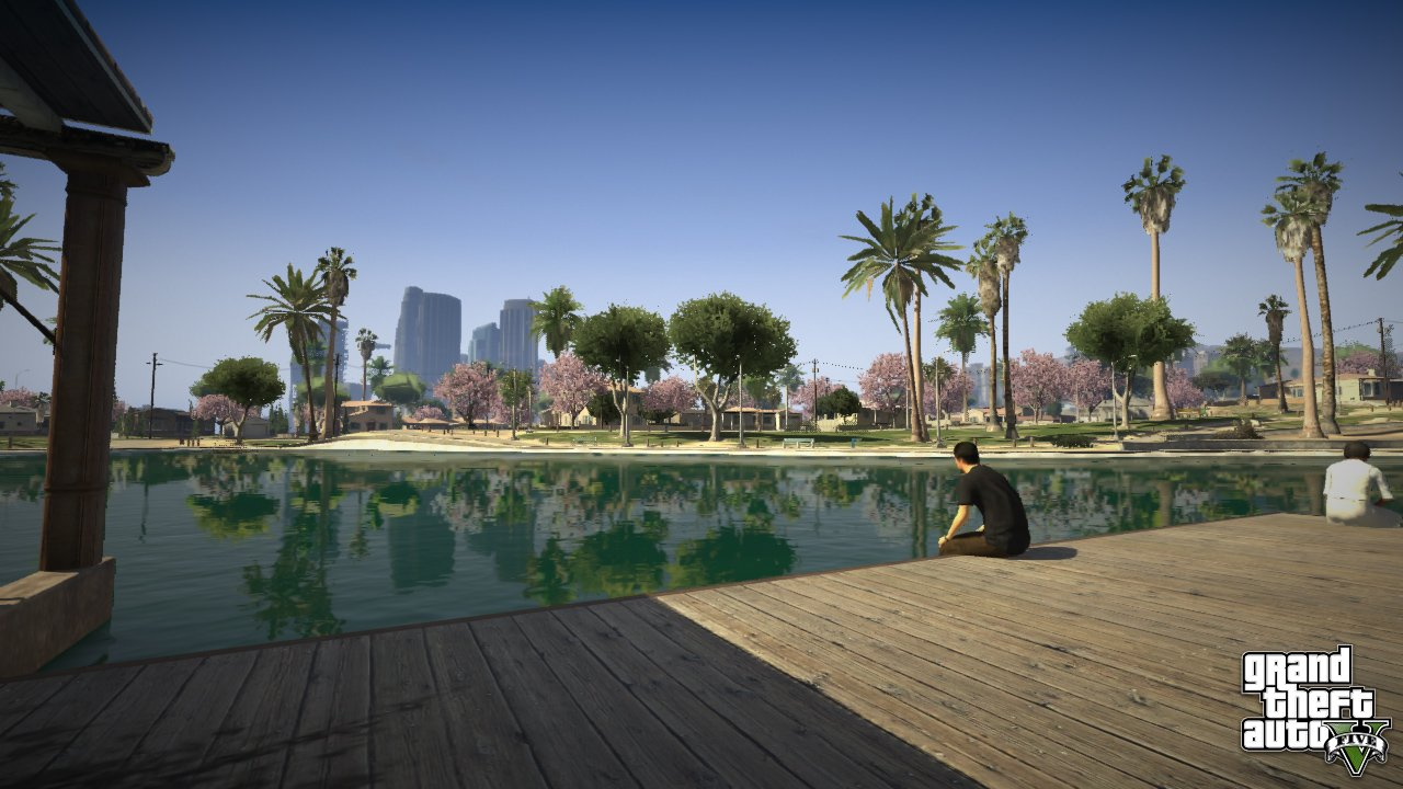 Скриншоты Grand Theft Auto V - Изображение 2
