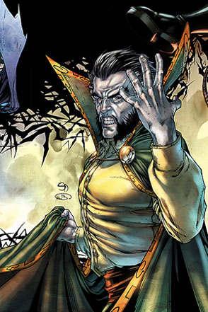 Сегодня речь пойдет о учителе Бэтмена - Ра'с аль Гул.  Оригинальная историяРеальное имя Ра'с аль Гула неизвестно ник ... - Изображение 1
