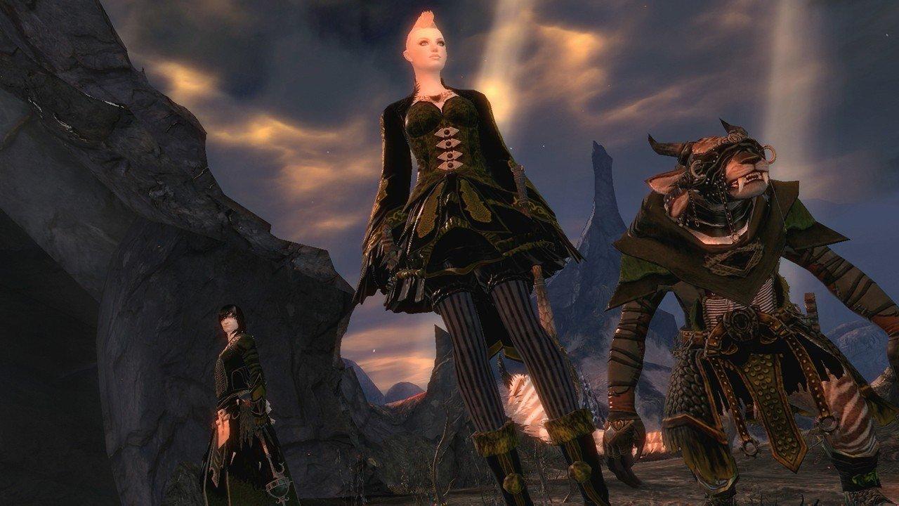 Guild Wars 2 - многопользовательская ролевая игра от ArenaNet. Guild Wars 2 возьмет лучшее у существующих MMORPG игр ... - Изображение 3