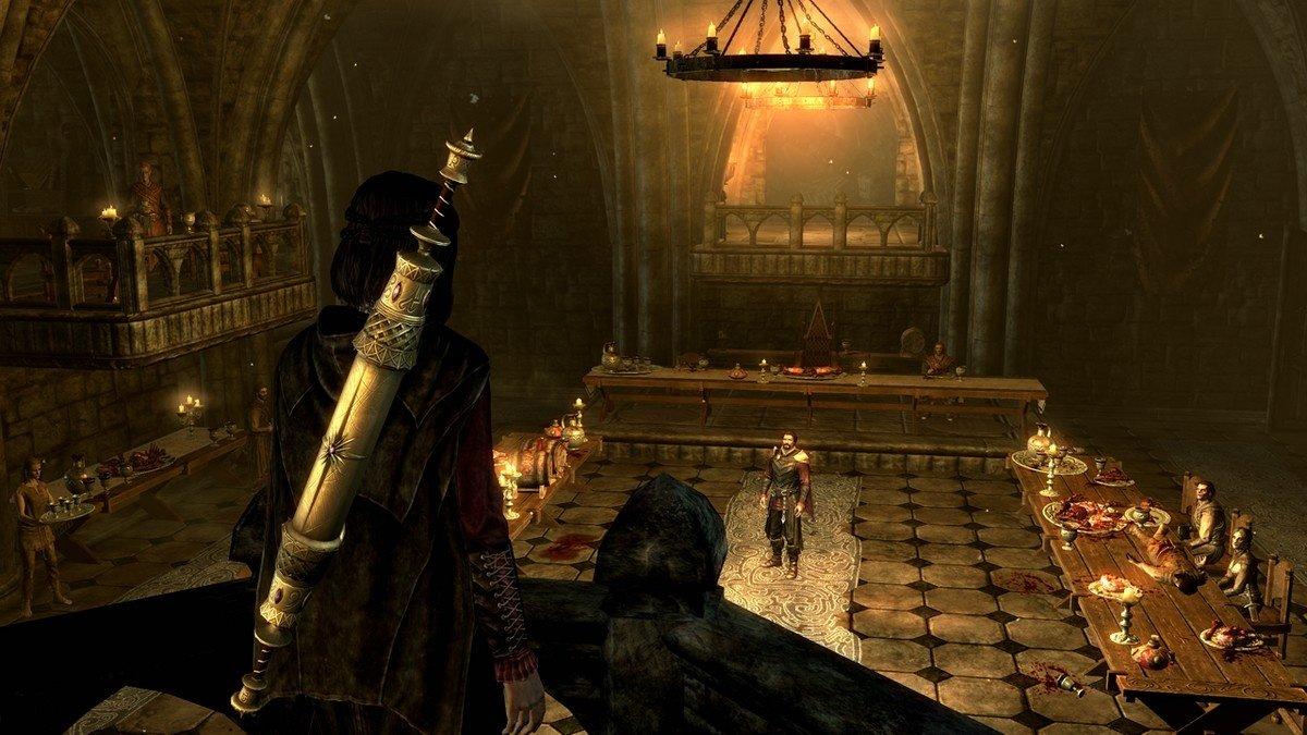 Dawnguard - дополнение к ролевой игре The Elder Scrolls 5: Skyrim, разработанное Bethesda Game Studios.  Сюжет Dawng ... - Изображение 3
