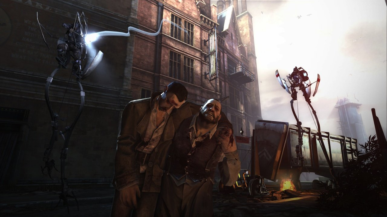 Dishonored - стелс-экшен от первого лица, разрабатываемый студией Arkane. Игра покажет мир жестокого и скрытного экш ... - Изображение 1