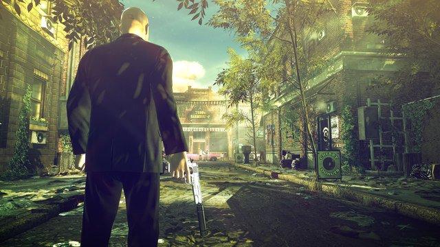 Вчера вышел новый игровой ролик игры Hitman Absolution  в данном ролики была продемонстрирована одна из миссий , с п ... - Изображение 1