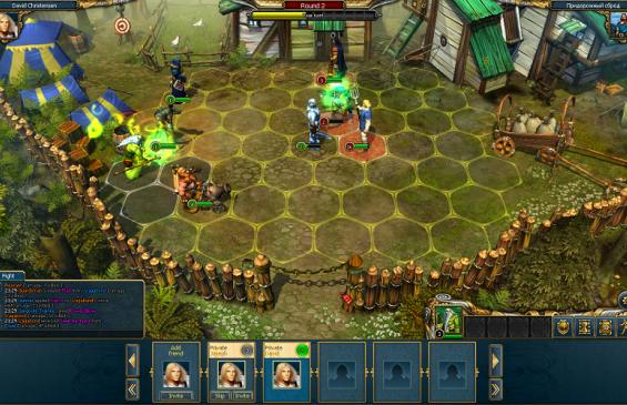 Пошаговая стратегия King's Bounty: Legions, в мае прошлого года вышедшая на Facebook, до конца июля станет доступна  ... - Изображение 1