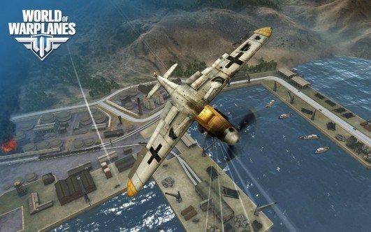 Привет всем.сегодня я хочу поговорить о игре world of warplanes. не знаю чем она меня привлекла ,но мне кажется игра ... - Изображение 1