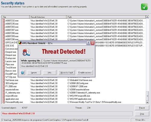 """Вирусом заражаются люди, вирусом заражаются компьютеры. Сейчас на моём компьютере вирус, создающий папку """"Мои докуме ... - Изображение 2"""