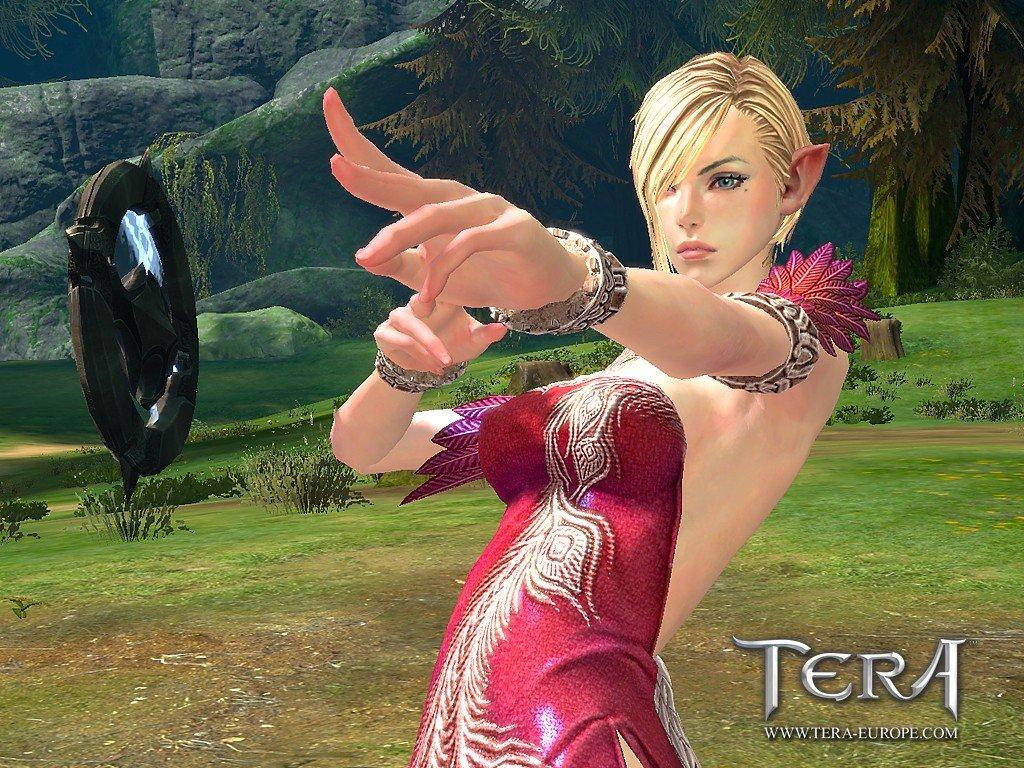 Некислая популярность TERA в большей степени обязана новомодной системе non-target, которая якобы первой появилась в ... - Изображение 1