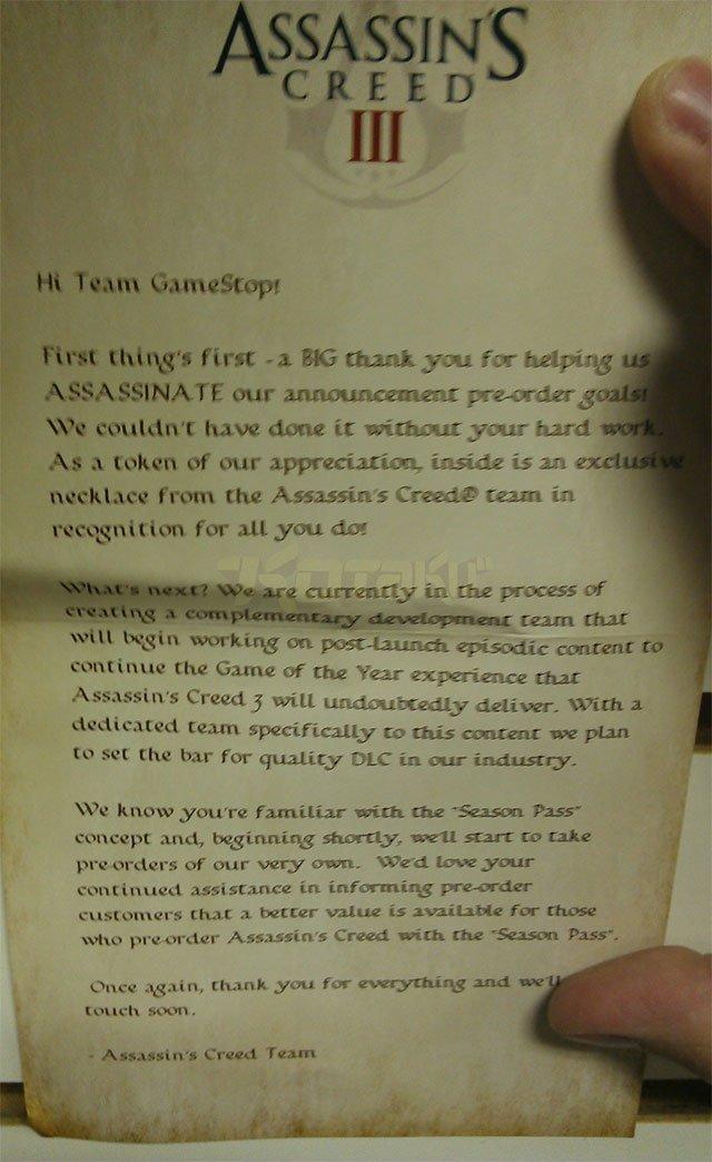 Ubisoft планирует расширить Assassin's Creed III после выхода - Изображение 1