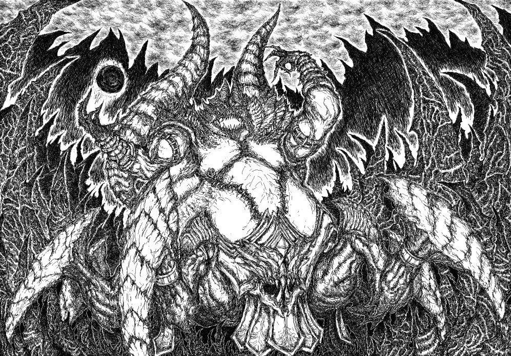 Больше изображений на сайте: Один из корейских фанатов Diablo 3 выложил в интернете интересные арт-работы. Ну как ва ... - Изображение 1
