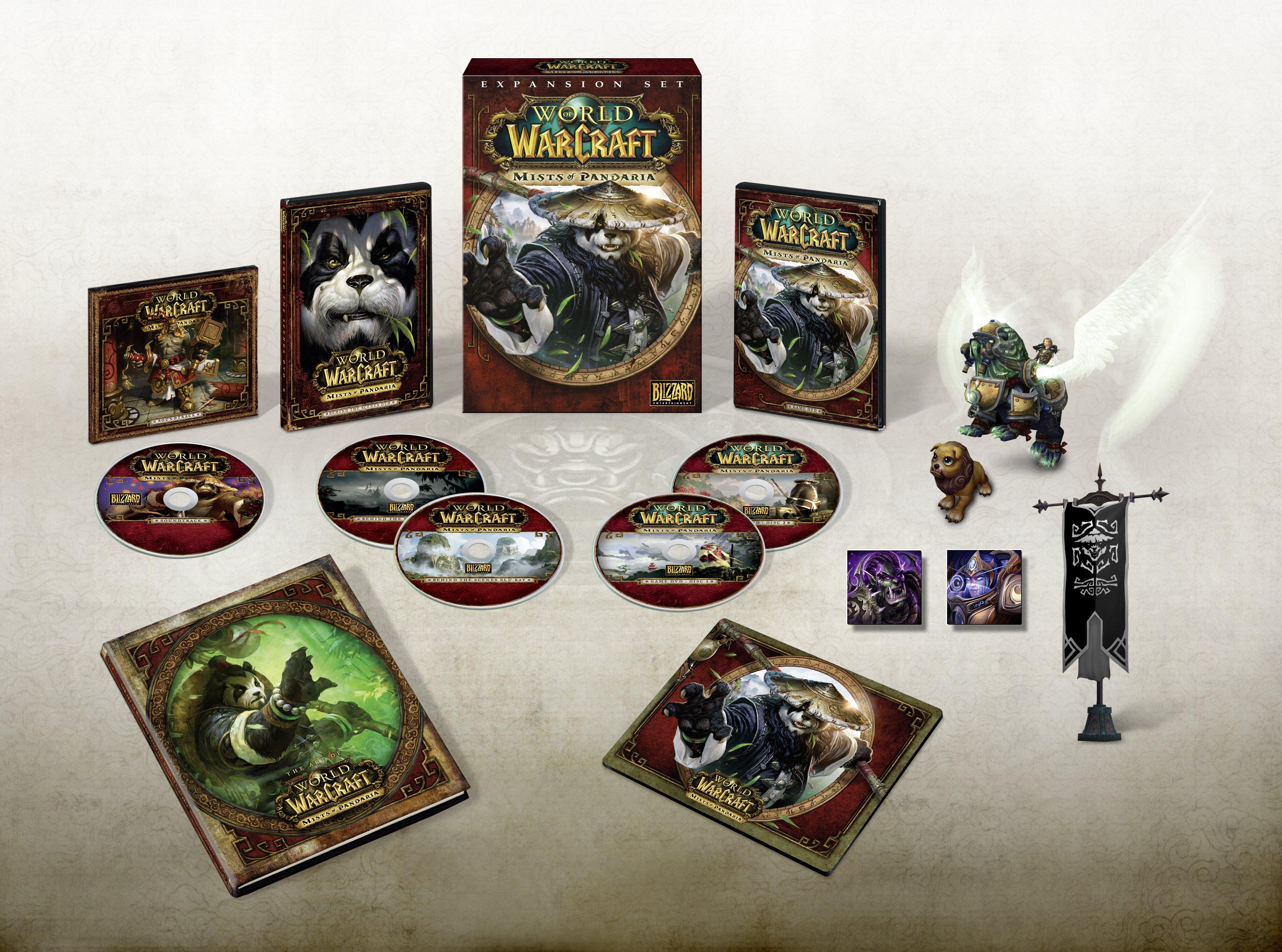 Объявлена дата выхода Mists of Pandaria - Изображение 1
