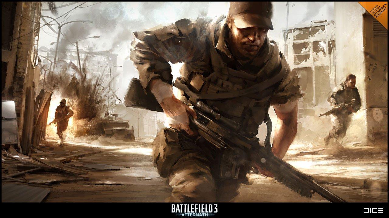 Действие Battlefield 3: Aftermath развернется в разрушенном Тегеране - Изображение 1