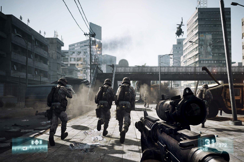 Electronic Arts уже во всю рекламирующая Battlefield 4, готова обнадежить фанатов 3-й части. В посте на блоге Battle ... - Изображение 1