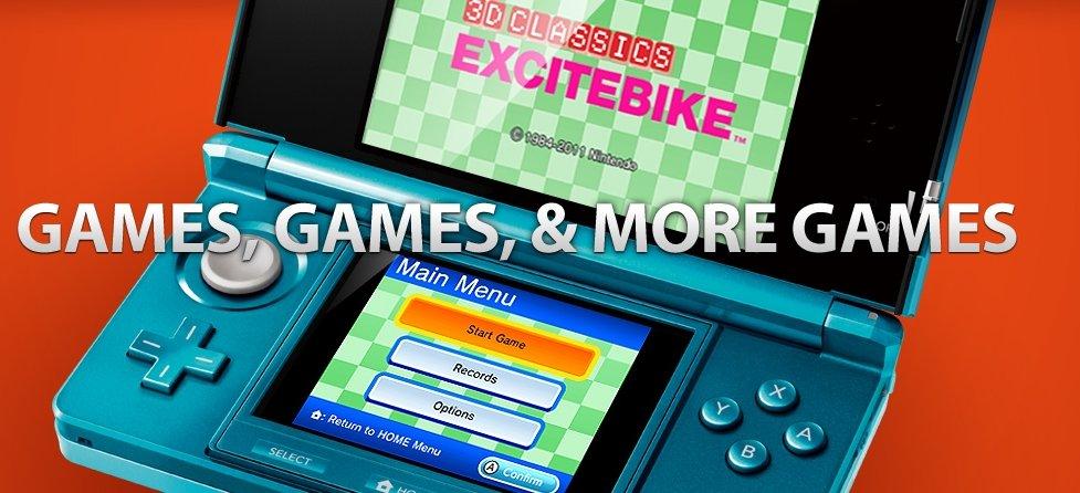"""Прикольно, зашел на сайтик Nintendo eShop. И тут мне снова понравилась Nintendo 3DS.   Хотя я был """"в шоке"""" от технич .... - Изображение 1"""
