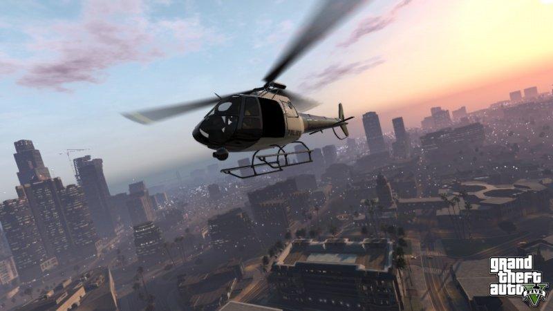 Grand Theft Auto V несомненно одна из самых ожидаемых игр. К сожалению нет точной даты выхода игры ,но и так ясно чт ... - Изображение 2