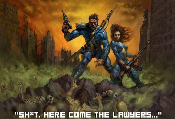 Практически ничего не известно о том, где и когда будет происходить Fallout 4.  Когда одного из работников Bethesda  ... - Изображение 1