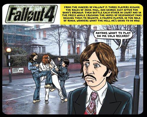 Практически ничего не известно о том, где и когда будет происходить Fallout 4.  Когда одного из работников Bethesda  .... - Изображение 2